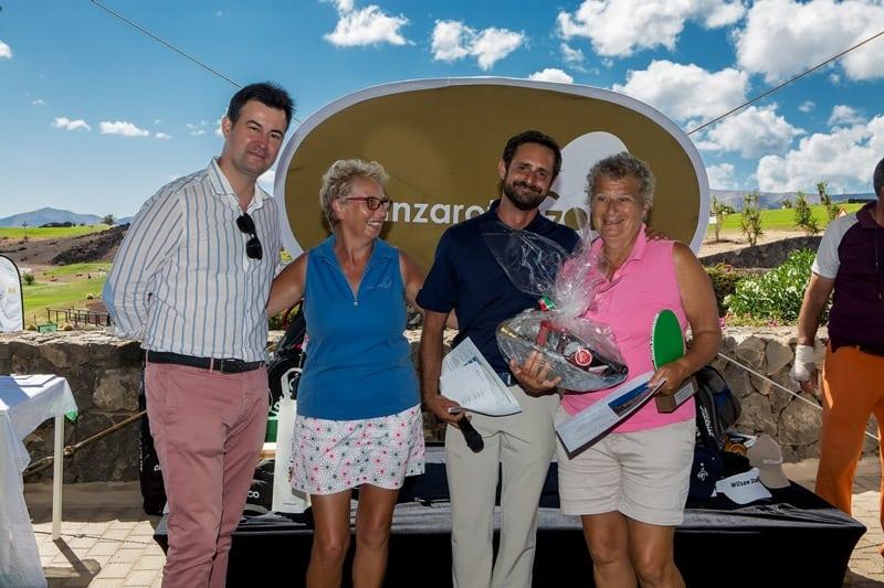 Lanzarote Golf en su décimo aniversario España Golf