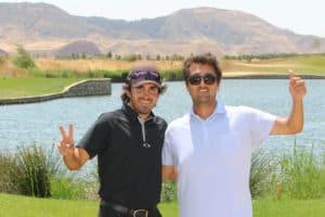 Gil y Cobo Campeones Dobles©Fernando Herranz
