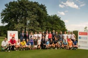 Jugadoras y responsables Santander Tour de Izki Golf©ElMarcoRojo