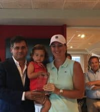 Laura Cabanillas-Ganadora Ranking Categor°a Damas