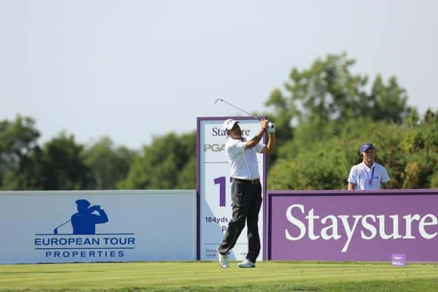 Santiago Luna - Staysure PGA Seniors Championship
