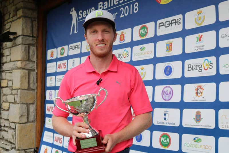 Jacobo Pastor torneo golf Neguri