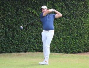 Toño Hortal golf Torneo Neguri